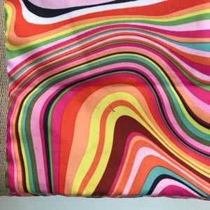 Lesportsac Bags - Le Sportsac swirling rainbow candy colors tote